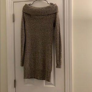 Super comfy sweater dress